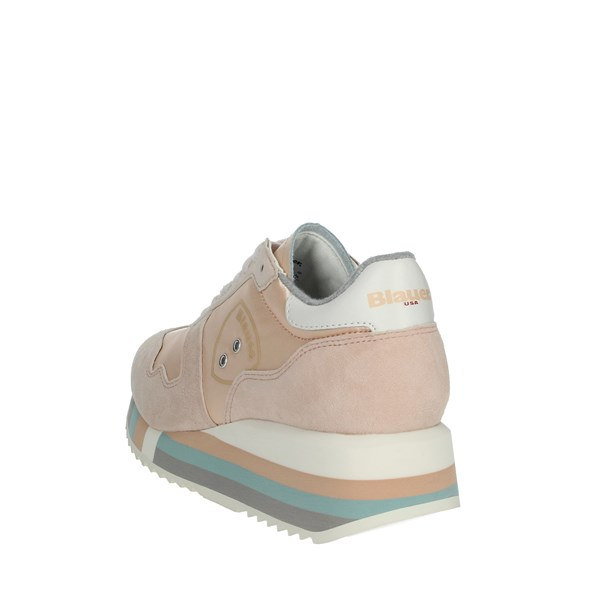 Blauer Shoes Sneakers Light dusty pink CHARLOTTE01