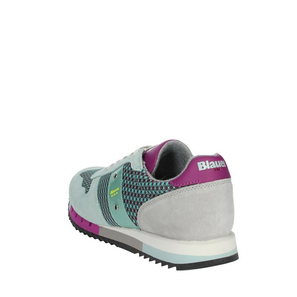 Blauer Shoes Sneakers Aqua MERLOSE01