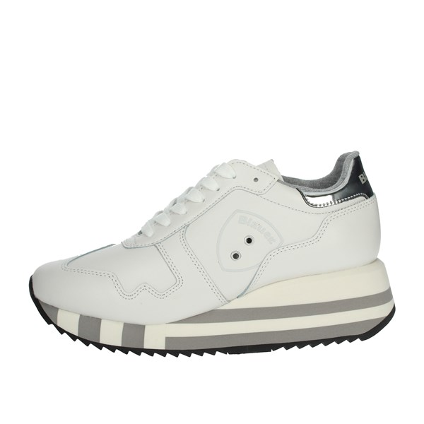 Blauer Shoes Sneakers White CHARLOTTE01