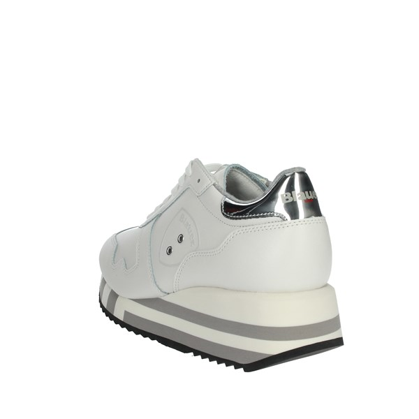<Blauer Shoes Sneakers White CHARLOTTE01