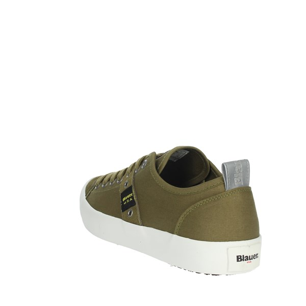 Blauer Shoes Sneakers Dark Green VEGAS03