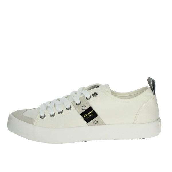 Blauer Shoes Sneakers White VEGAS03