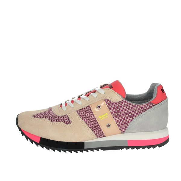 Blauer Shoes Sneakers Light dusty pink MERLOSE01