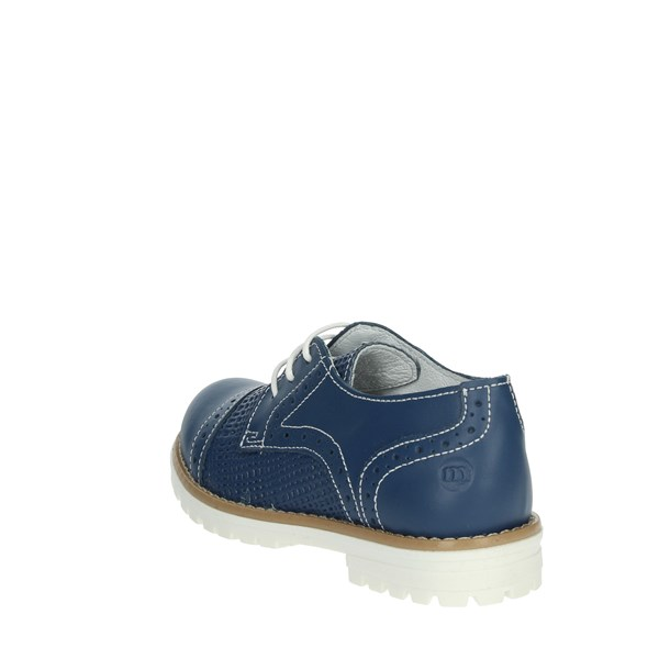 Melania Shoes Brogue Blue ME2257D9E.A