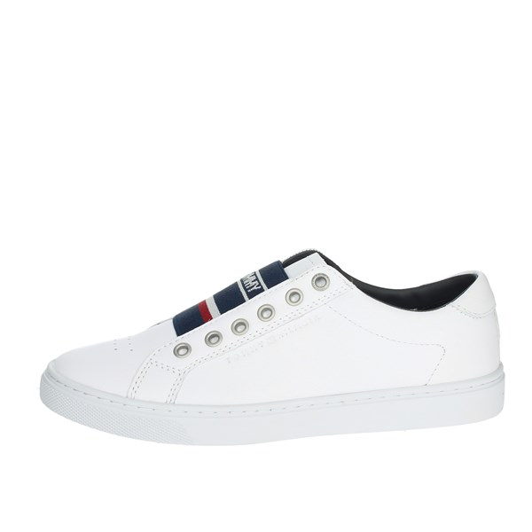 Tommy Hilfiger Shoes Sneakers White FW0FW04019