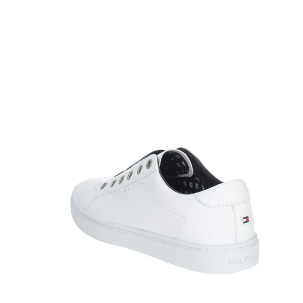 <Tommy Hilfiger Shoes Sneakers White FW0FW04019