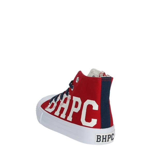Beverly Hills Polo Club Shoes Sneakers Red BH4036
