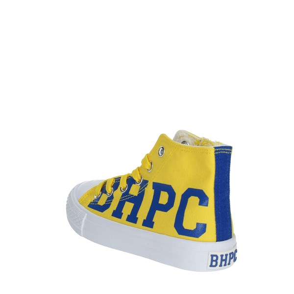 Beverly Hills Polo Club Shoes Sneakers Yellow BH4036