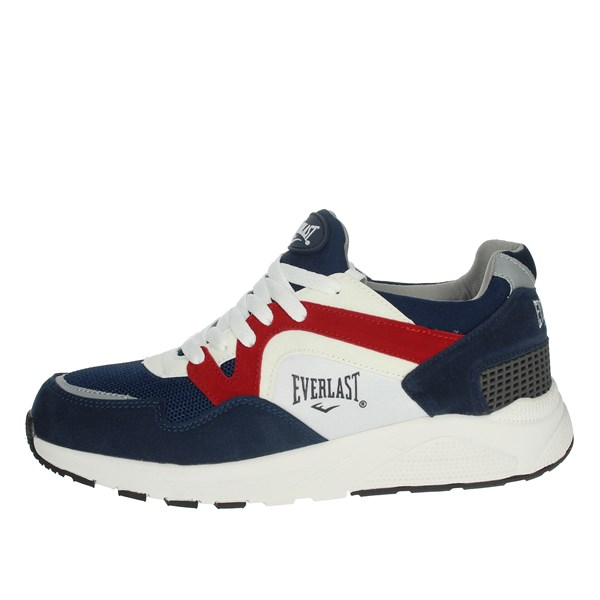 Everlast Shoes Sneakers Blue/Red BK700