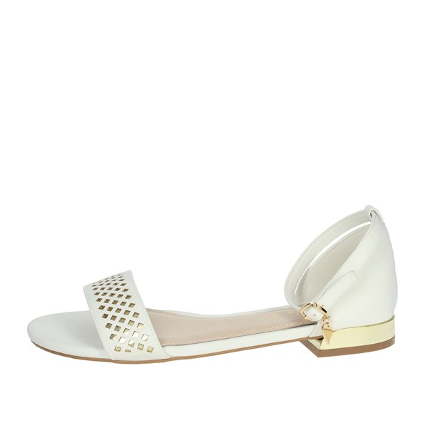Braccialini Shoes Sandals Creamy white TA318