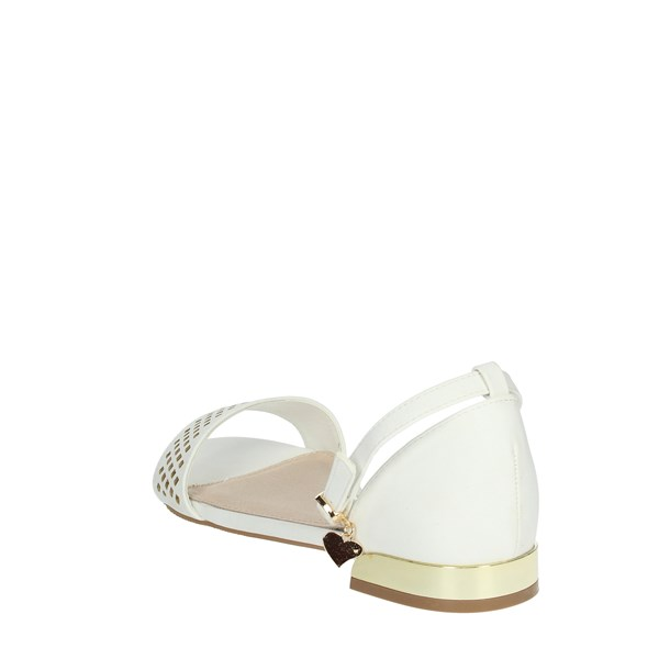 Braccialini Shoes Sandals Creamy-white TA318
