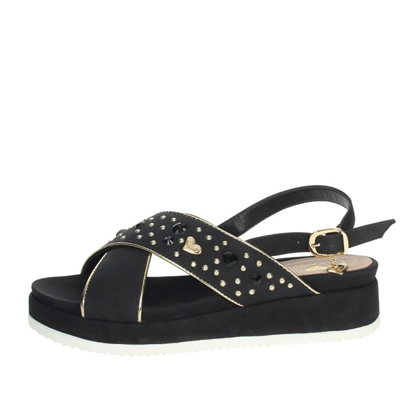 Braccialini Shoes Sandals Black TA385