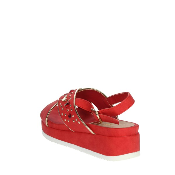 Braccialini Shoes Sandals Red TA385