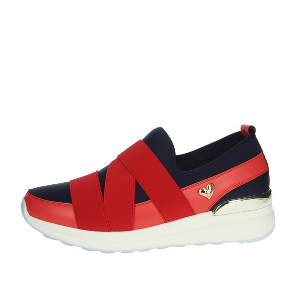 Braccialini Shoes Sneakers Red/blue TA411