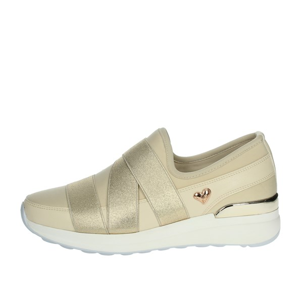 Braccialini Shoes Sneakers Beige TA411