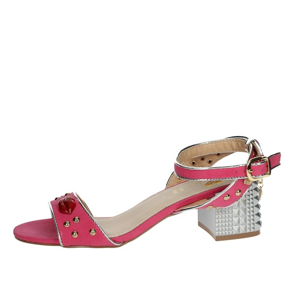 Braccialini Shoes Sandals Fuchsia TA486