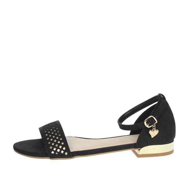 Braccialini Shoes Sandals Black TA318
