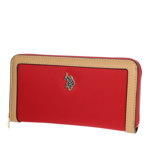 U.s. Polo Assn Accessories Wallets Red BEUHU0575