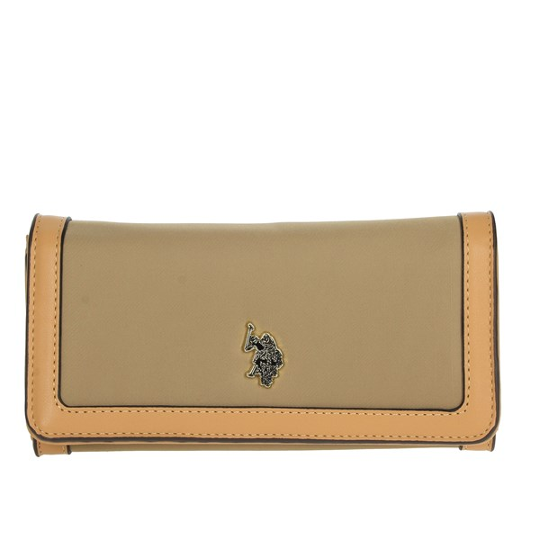 U.s. Polo Assn Accessories Wallets Beige BEUHU0560