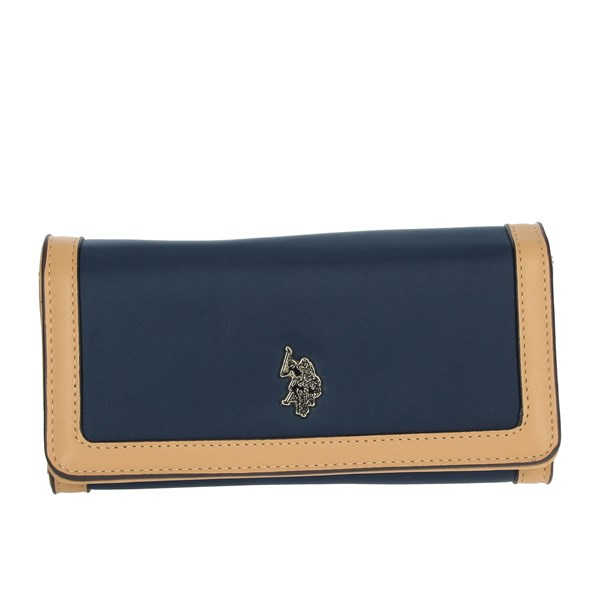 U.s. Polo Assn Accessories Wallets Blue BEUHU0560