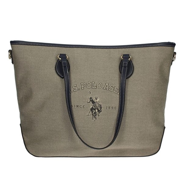 U.s. Polo Assn Accessories Bags Beige/Blue BEUVG462