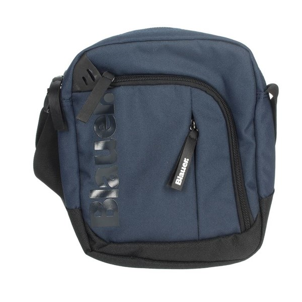 Blauer Accessories Pouches Blue/Black BLBO00664T