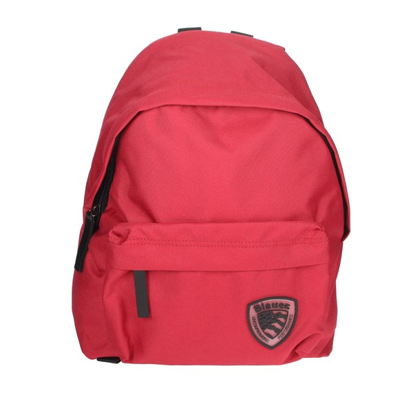 Blauer Accessories Backpacks Red BLZA00670T