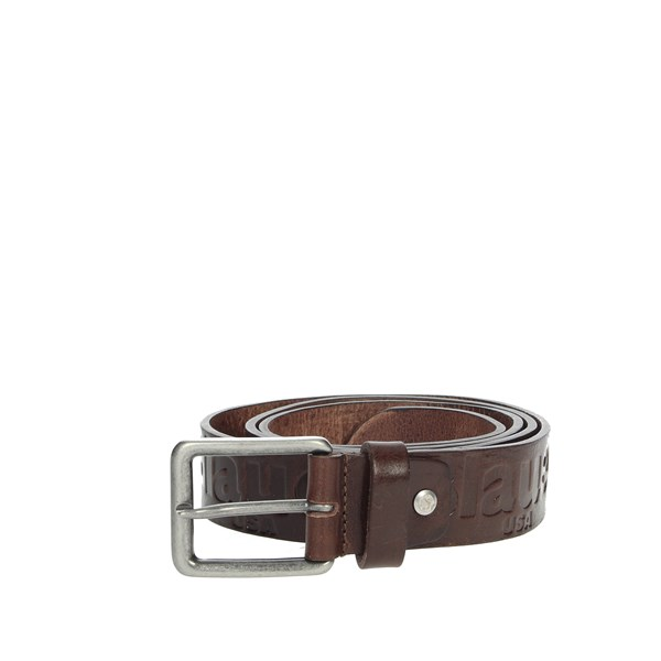 Blauer Accessories Belts Brown leather BLCU00628