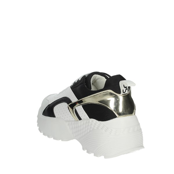 So-us Shoes Sneakers White/Black R580