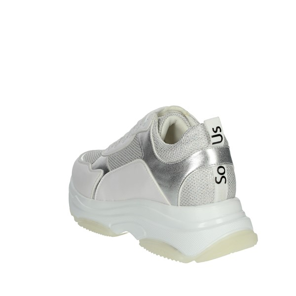 So-us Shoes Sneakers White R-530