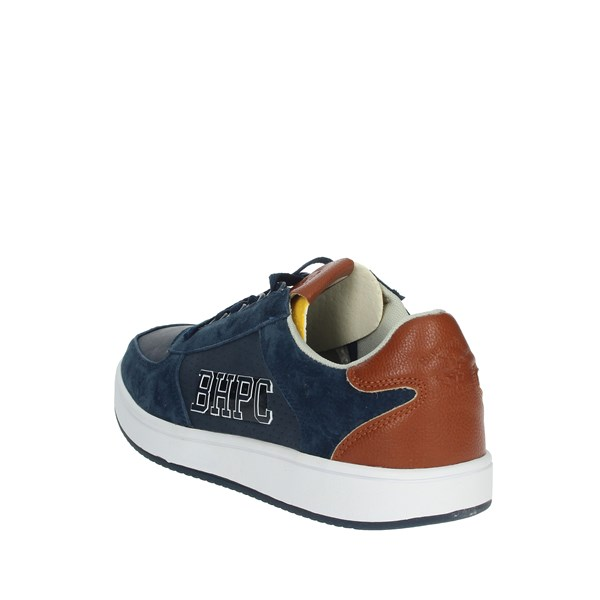 Beverly Hills Polo Club Shoes Sneakers Blue BH413