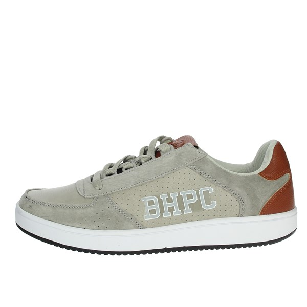 Beverly Hills Polo Club Shoes Sneakers Beige BH413