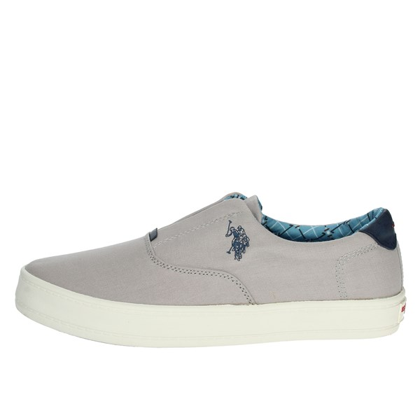 U.s. Polo Assn Shoes Sneakers Grey GALAN4018S9/C1