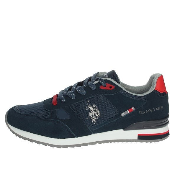 U.s. Polo Assn Shoes Sneakers Blue FERRY4083W8/ST1