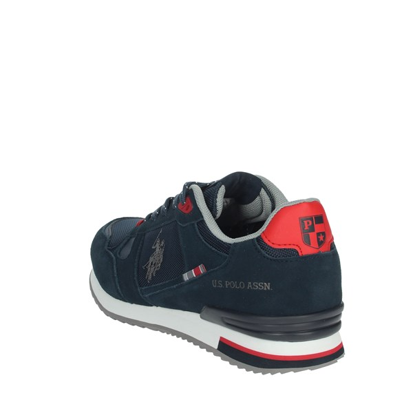 <U.s. Polo Assn Shoes Sneakers Blue FERRY4083W8/ST1