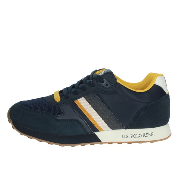 U.s. Polo Assn Shoes Sneakers Blue FLASH4088S9/SN1