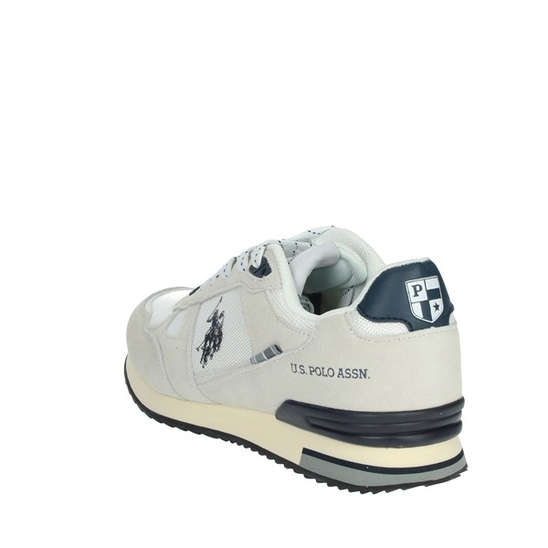 U.s. Polo Assn Shoes Sneakers White FERRY4083W8/ST1