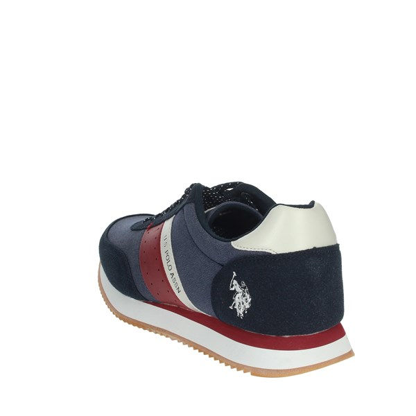 <U.s. Polo Assn Shoes Sneakers Blue NOBIL4153S9/TH1