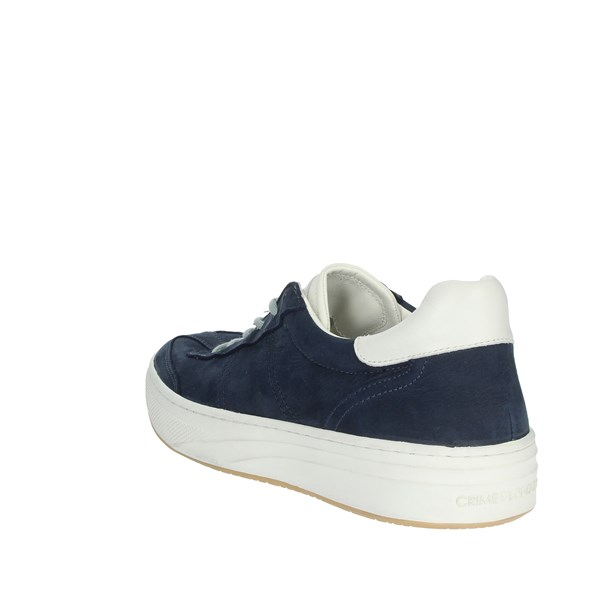 Crime London  Shoes Sneakers Blue 11360PP1.40
