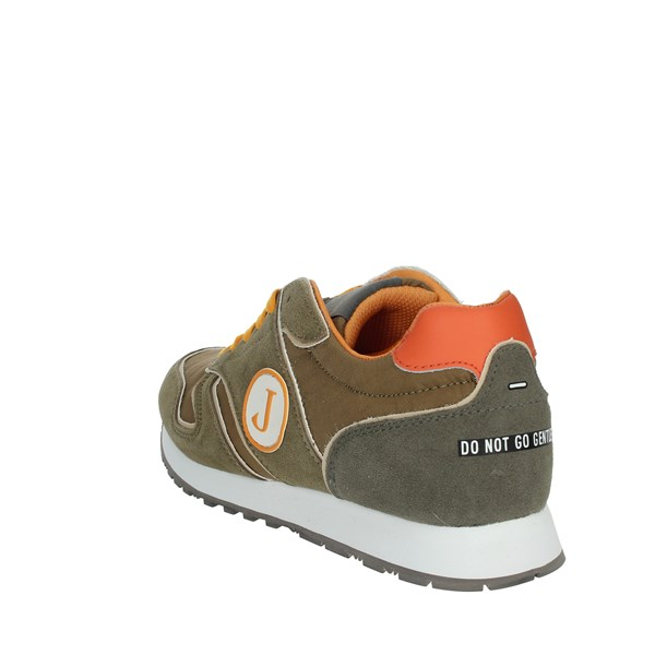 Jeckerson Shoes Sneakers Brown Taupe JGPU040