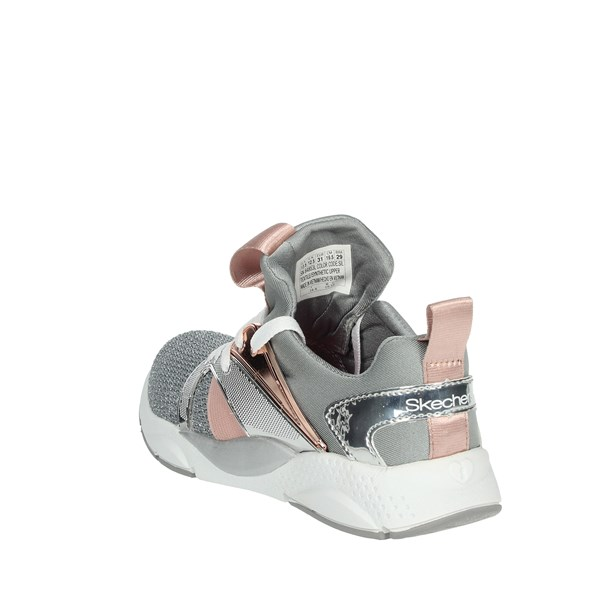 <Skechers Shoes Sneakers Silver/pink 84853L/SIL