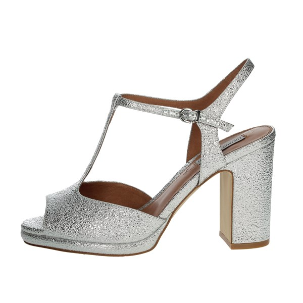 Luciano Barachini Shoes Sandal Silver CC222B