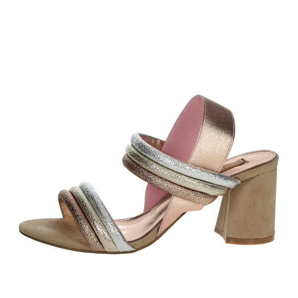 Luciano Barachini Shoes Sandals Light dusty pink CC203