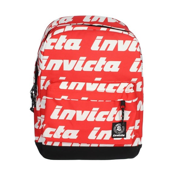 Invicta Accessories Backpacks Red/White 4458207