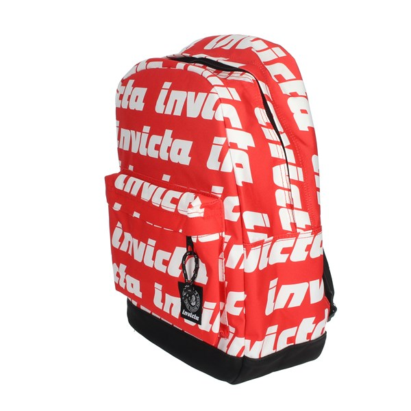 <Invicta Accessories Backpacks Red/White 4458207