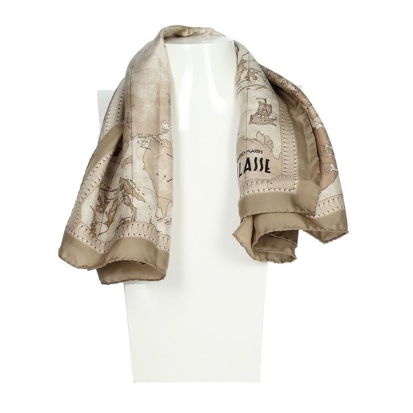 1 Classe Accessories Foulard Brown K 3270