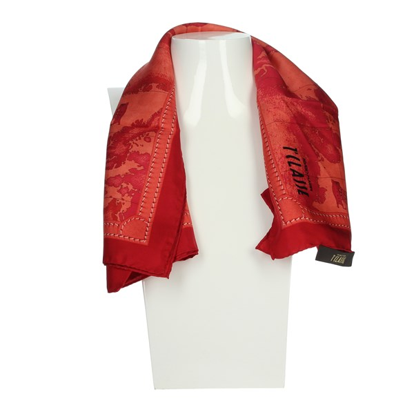 1 Classe Accessories Foulard Red K 3270