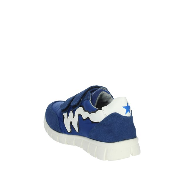 <Balducci Shoes Sneakers Blue BS610