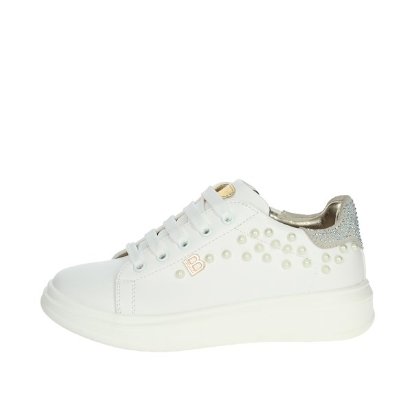 Laura Biagiotti Dolls Shoes Sneakers White 5090