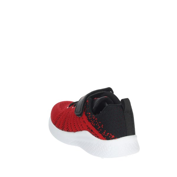 Milan Shoes Sneakers Red/Black S21053H